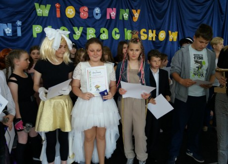 II Wiosenny Mini Playback Show cz.1